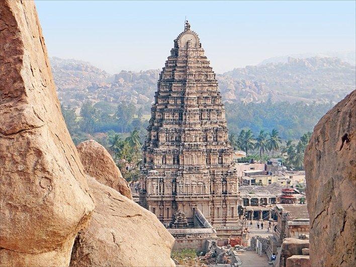 Virupaksha Temple,