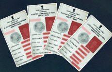 Voter ID Card in India, Number of Voters in Karnataka